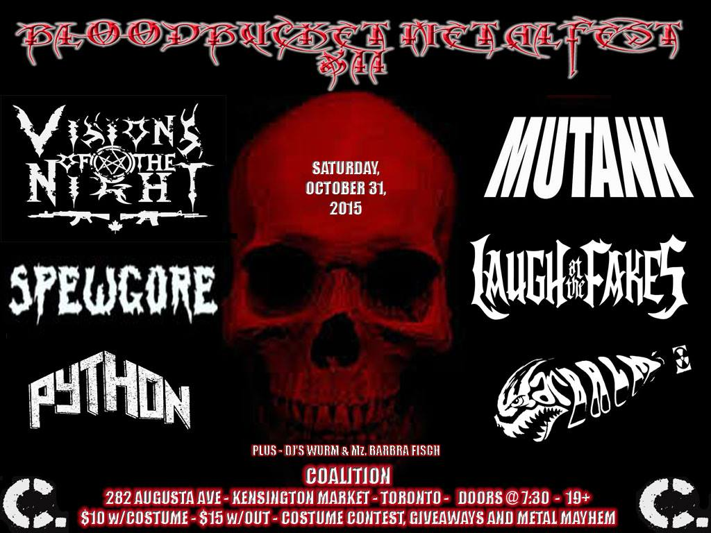BloodBucketFest
